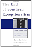 The End of Southern Exceptionalism