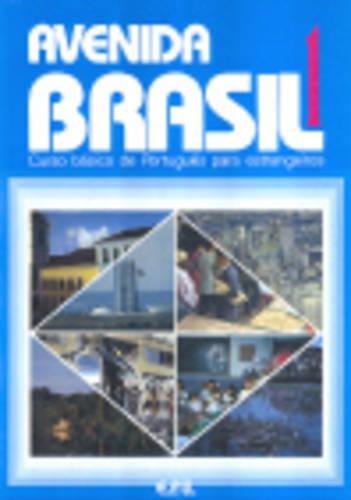 Avenida Brasil 1 Aluno (Portuguese Edition) Emma Eberlein Lima