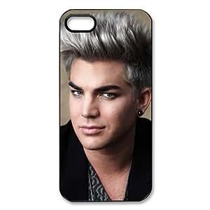 Adam Lambert Custom Printed Design Durable Case Cover for Iphone 5 5S