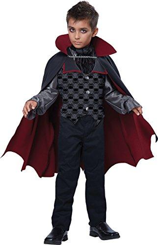 California Costumes Count Blood Fiend/Child Costume, One Color, Medium -