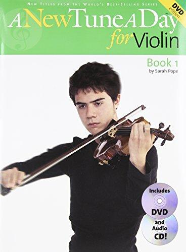 A New Tune a Day - Violin, Book 1