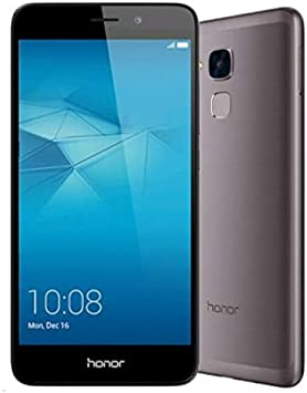 Honor 7 Lite SIM Doble 4G 16GB Negro, Gris: Amazon.es: Electrónica