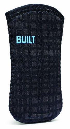 BUILT Neoprene Sleeve for iPhones, Graphite Grid