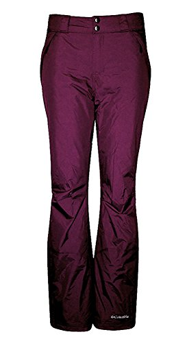 Columbia Women's Arctic Trip Snow Omni Heat Waterproof Pants (M)