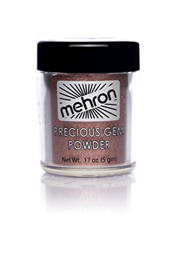 Mehron Makeup Precious Gem Powder (.17oz) (Garnet)