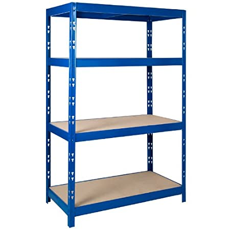 Pro Bau Tec pro bau tec wide span shelving unit 350 kg 1800 x 1200 x 600 mm