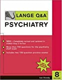 img - for Lange Q&A: Psychiatry (Lange Q&a Series) by Ivan Oransky (2005-04-11) book / textbook / text book