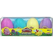 Play Doh Spring Eggs New 4 Eggs Easter