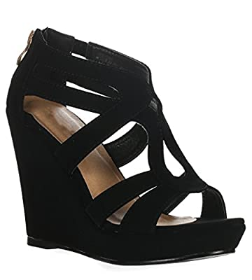 Top Moda Lindy-3 Platform Sandals