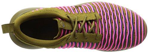 Verde Blue Nike Running Mujer 300 Flak para 844929 Olive Olive Flak Racer EU de Trail Zapatillas 38 886gwr