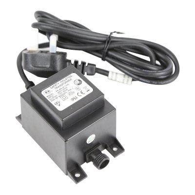 40VA Replacement Low Voltage Water Feature Garden Lights Transformer Aqua Flo