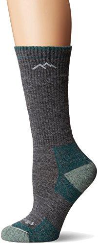 Darn Tough Vermont Women's Boot Cushion Socks, Green Tea, Me