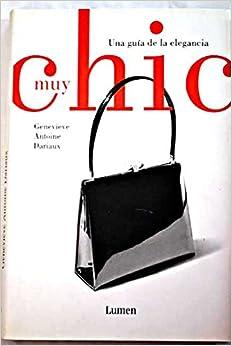 Book Muy Chic (Vivencias)