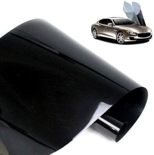 Window Tint Film Glass 50 X 300cm Dark Black Car VLT 25/% Roll Solar Protection