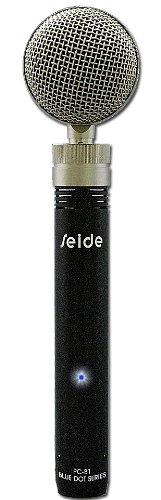 2種類のダイアフラムを交換できるコンデンサーマイク seide PC-B1 B00F8927CM