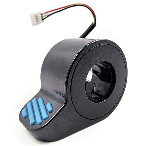 Es2 Es3 Lopbinte Thumb Acc/él/érateur DAcc/él/érateur pour Le Scooter /électrique Es1 Kickscooter Remplacement Pliable DAcc/él/érateur De Doigt pour Ninebot Es1