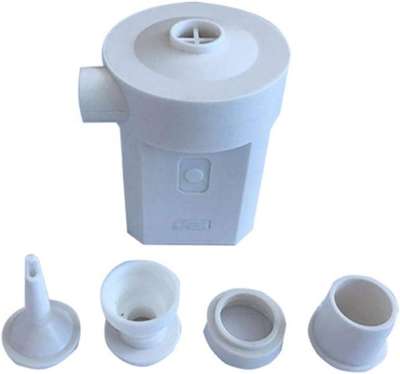 Tree-on-LifeMini 12V Inflator Pump Toys Sports Electric Pump Portable Mini Compact Compressor Pump Tyre Air Inflator