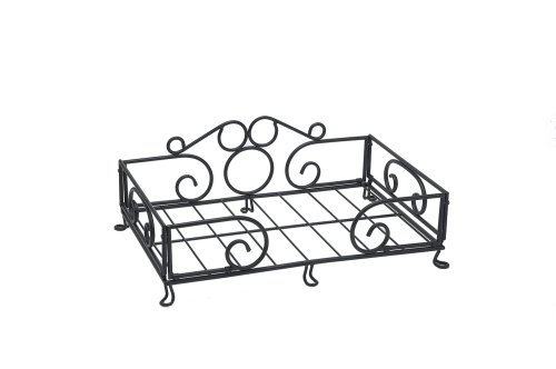 Pet Goods Iron Bed Frame for 30-Inch by 40-Inch Pillow Top or Coil Spring Pet Bed, My Pet Supplies