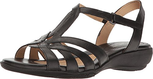 naturalizer-womens-canary-black-leather-sandal