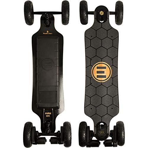 Evolve Skateboards - Bamboo GTX Series All Terrain Longboard