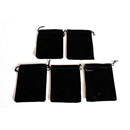 GordVE Velvet Gift Bags Portable ()