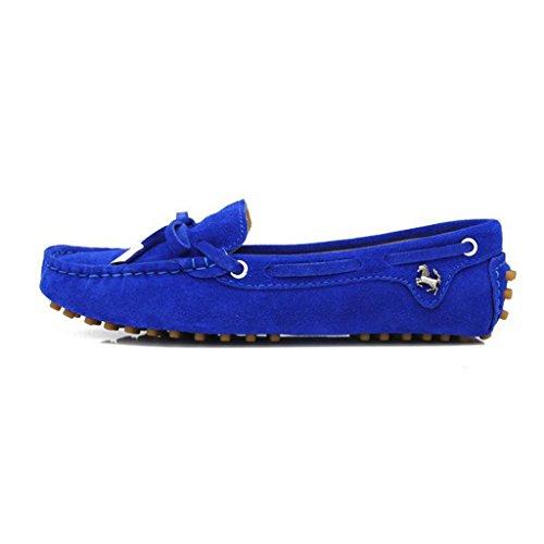 Sandalias royal Mujer Meijili Blue Azul A7dxzqqw