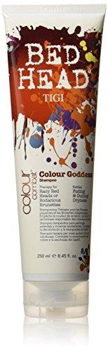 TIGI Bed Head Colour Combat Colour Goddess Shampoo, 8.45 Ounce ()