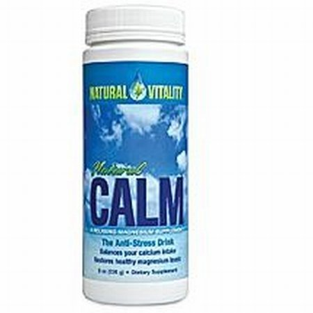 PETER GILLHAM'S NATURAL VITALITY, Natural Calm – 8 oz, Health Care Stuffs