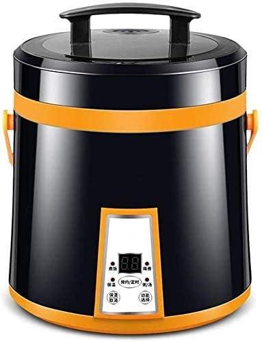 KaiKai Rice Cooker-Aluminium-Legierung Mini 1.6L Non-Stick Liner Edelstahl-Dampfer einfach zu bedienen, kein zusätzlicher Raum (Größe: 200mm * 230mm) [Energieklasse A] FEOPW