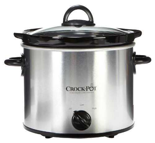 Crockpot Classic Slow Cooker 4 Quart Round Model SCR-400SP