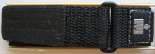 Timex 16-20mm Ironman Nylon Fast Wrap (Nylon Band Watch 17mm)
