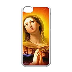 New Fashion Case Back PC case cover Virgin Mary Christian and safe Child Baby Jesus protective PC case cover mean for iphone 6 plus for to hP09TBcID1x