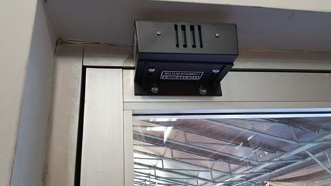 & EZ-TONE Magnetic Door Chime - - Amazon.com