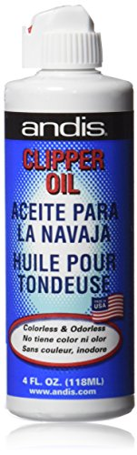 4 Clipper Ounce (Andis Clippers Clipper Oil 4 oz)