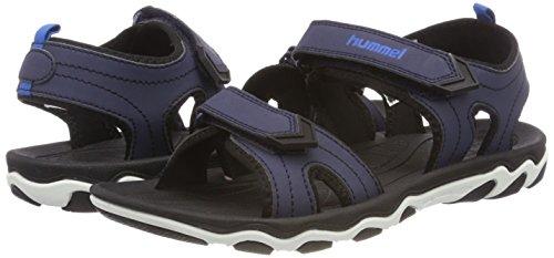 Hummel Kids Sport Sandals, Peacoat, 64-515-7666 (2.5 US) by Hummel (Image #5)