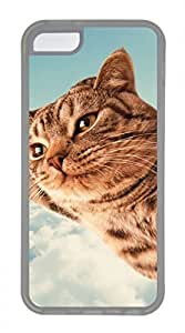 iPhone 5c case, Cute I Belive I Can Fly iPhone 5c Cover, iPhone 5c Cases, Soft Clear iPhone 5c Covers