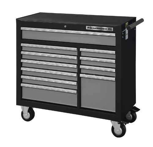 (GearWrench 83157 42-Inch 11 Drawer Roller Cabinet)