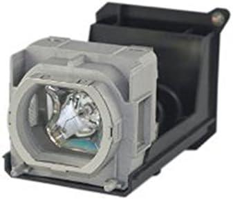 Eiki 23040049 Projector Housing with Genuine Original OEM Bulb