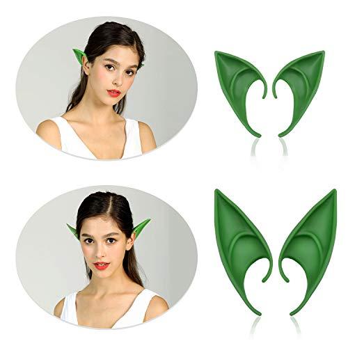 Phaxcoo 2 Pair Cosplay Fairy Pixie Elf