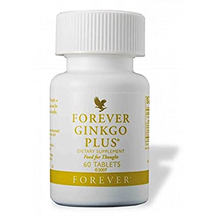 Forever Living Ginkgo Plus 60 Tablets