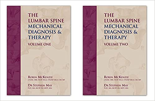 The Lumbar Spine: Mechanical Diagnosis & Therapy, 2 Vol Set