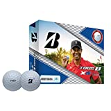 Bridgestone Golf Tour B XS White Tiger Woods Edition (12 Bolas)