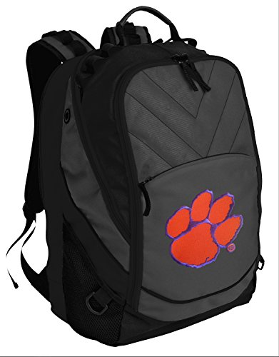 Broad Bay BEST Clemson University Backpack Laptop Computer Bag by Broad Bay