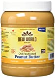 New World Foods Peanut Butter, Salted Smooth, 2 kg