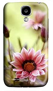 girly Samsung S4 case Beautiful Flowers Cute 3D cover custom Samsung S4