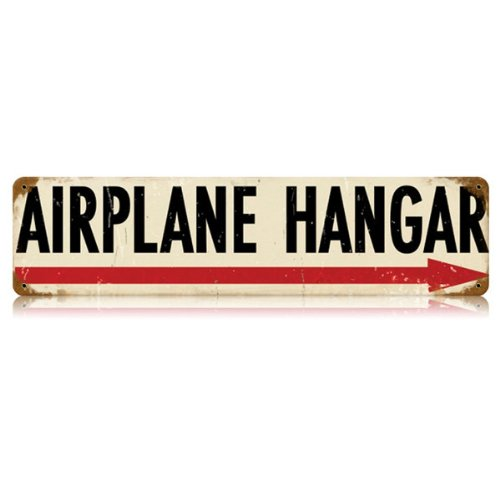 vintage aviation decor - 5