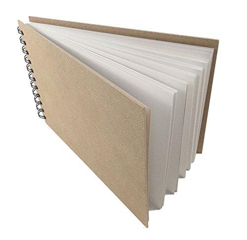(Artway Enviro (Recycled) Spiral Sketch Book/Drawing Pad - A4 (11.7