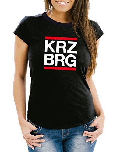 Kreuzberg T-Shirt Girls Black Certified Freak