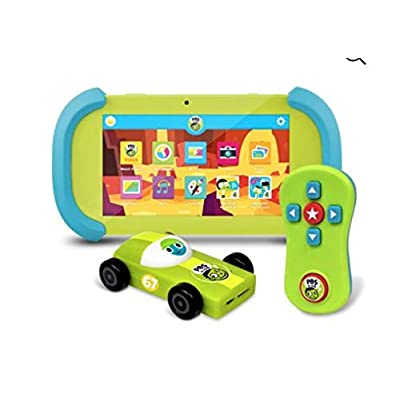 "Ematic PBS Playtime Pad 7"" HD w/ Plug and Play Streaming Stick: Toys & Games"