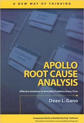 Apollo Root Cause Analysis: A New Way of Thinking
